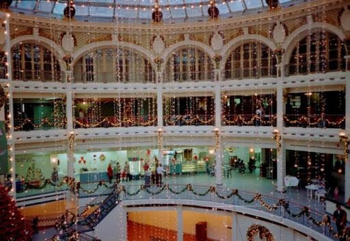 The Arcade building Rotunda