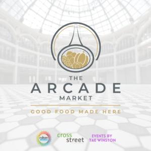 Arcade Market Day graphic